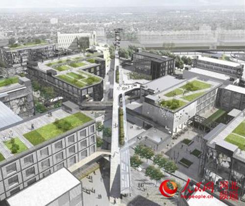 秦皇岛共享双创文化小镇项目在北京签约(图)