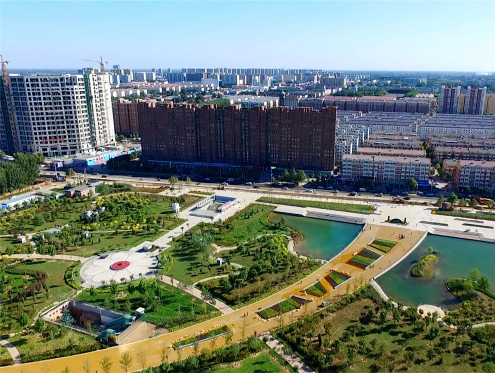 涿州市德信公园