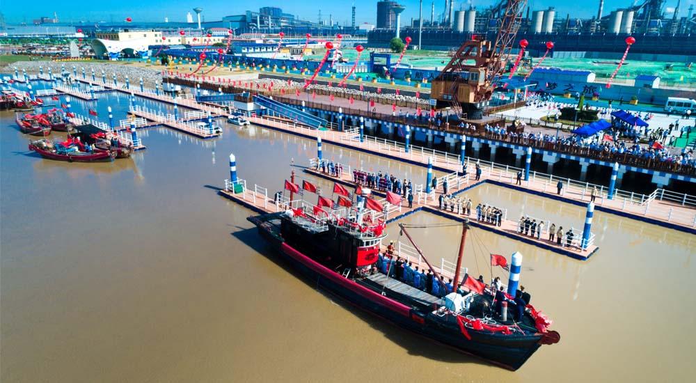 """沧州渤海新区:""""招大引强聚新"""" 领跑高质量发展"""