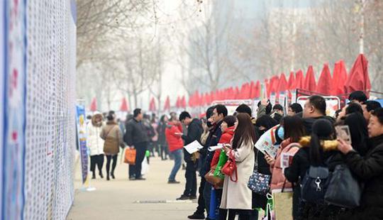 2017年河北省人力资源服务机构达1284家 民营为主体