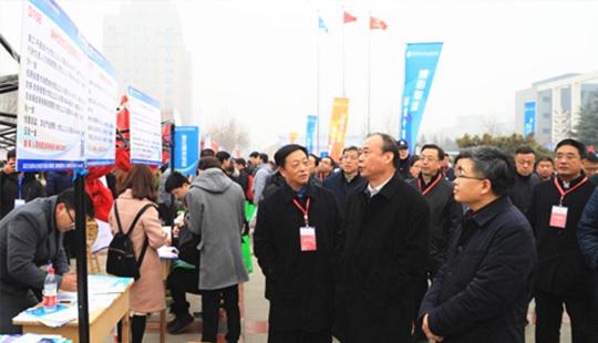 2018年河北省毕业生就业市场开幕