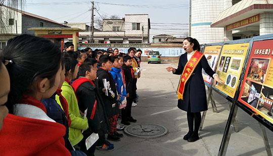 涿州市举行学雷锋志愿服务集中活动