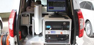 石家庄用车载激光雷达精准探测大气污染