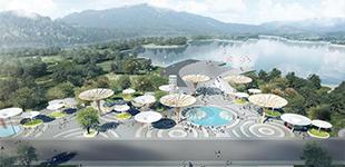 河北省第二届(秦皇岛)园博会建设进度再提速