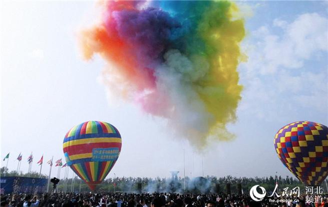 第十一届正博会精彩亮相 1.5万余人齐聚盛会