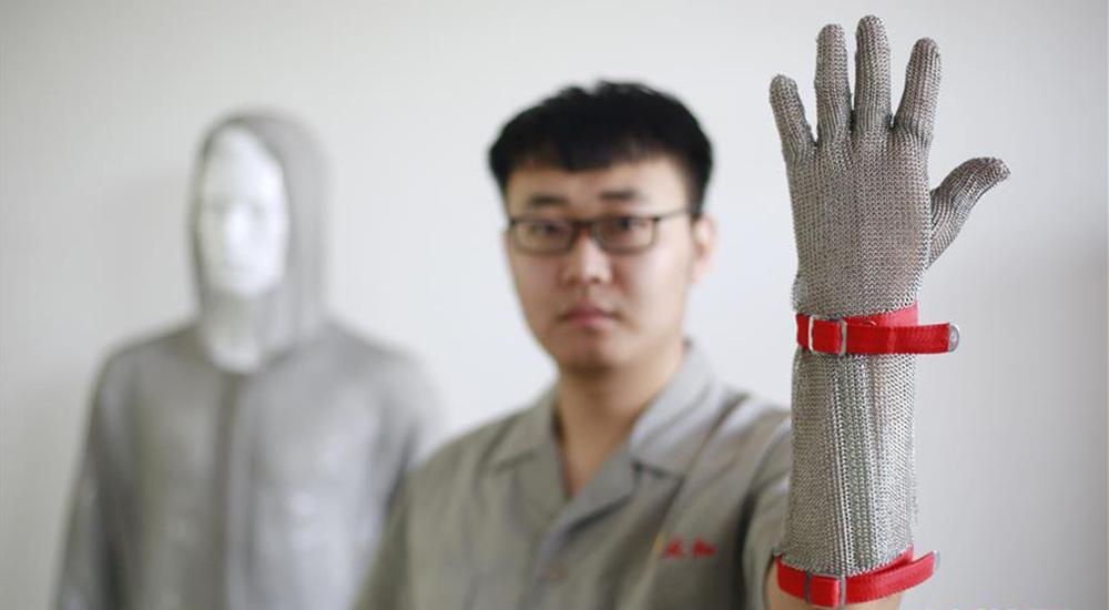 河北安平:科技驱动助力丝网产业提档升级