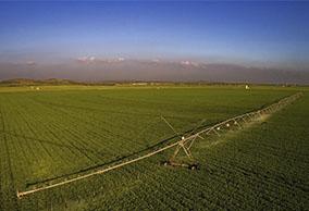 张家口:节水灌溉润粮川