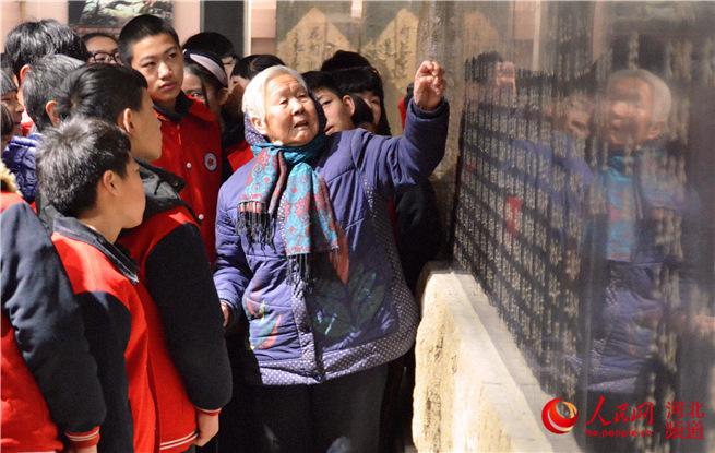 石家庄:梅花惨案纪念馆举办国家公祭日活动