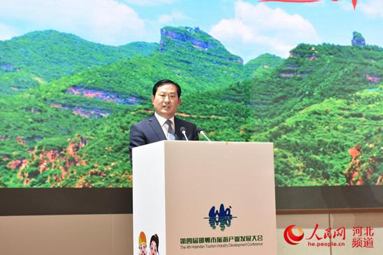 选择武安别样好!市长强延峰告诉您投资环境多好