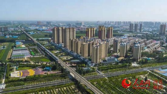 【新中国从这里走来】塔元庄——滹沱河畔的璀璨明珠