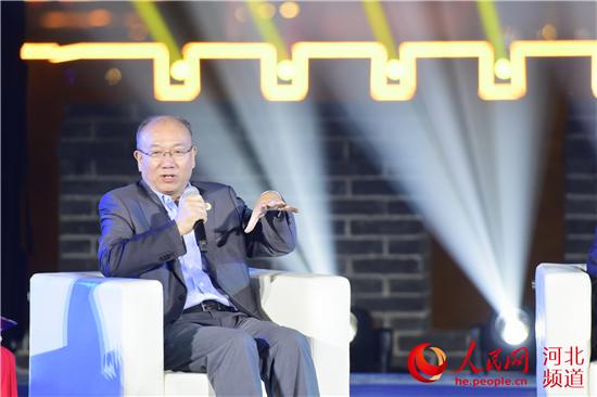 【正定之夜·大咖声音】周子学:数字经济将带动中国经济发展