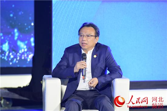 【正定之夜·大咖声音】陈宇红:发展数字经济 做改变环境的勇者