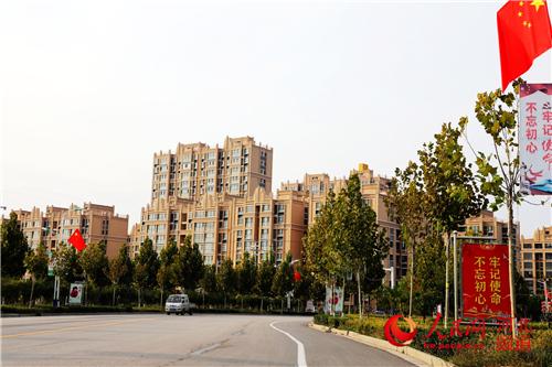 <b>河北平乡:城市建设驶入快车道</b>