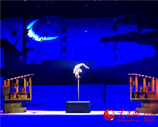 张健慈善基金_第17届吴桥国际杂技节公益专场28日激情上演
