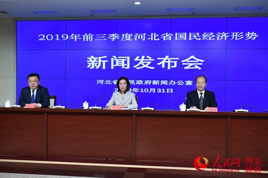 同比增长7.0%河北省前三季度国民