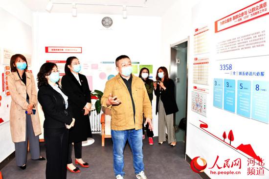 石家庄裕东街道成立红色社区社会组织联合会