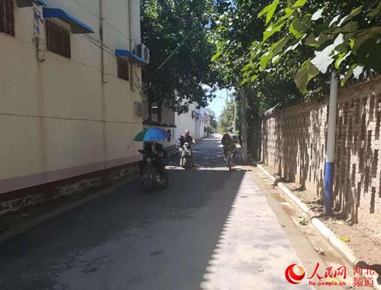 邯郸市肥乡区:修通民心路百姓有