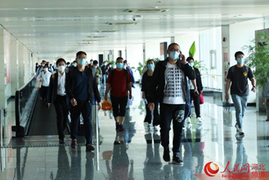 国庆、中秋假期石家庄机场预计运