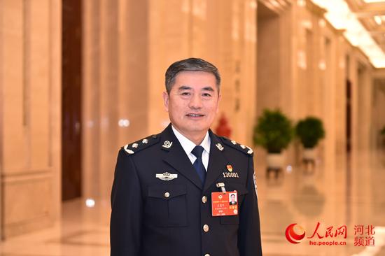 王昌丰:筑牢国门和平防线助推河北高质量生长