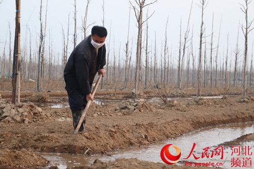 河北邱县:做活做实水文章促进农