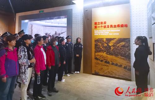 河北推出党史学习教育五大主题红色文化路线