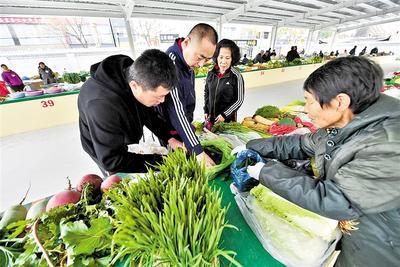 河北文安县:城市有温度人民更幸