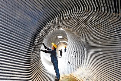 河北成安:推动制造业高质量发展