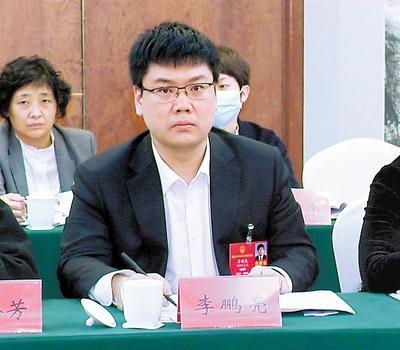 李鹏亮代表建议:打造食品财富精品财产链