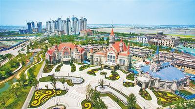 曹妃甸区以重点项目建设敦促港产城融合成长